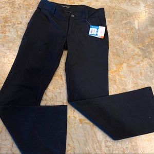 NWT Columbia Omni Shield Blk Performance Pants, 8